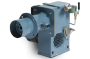 Example of a power-burner used in our HDGH series